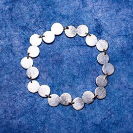 Armband Prickar av silver
