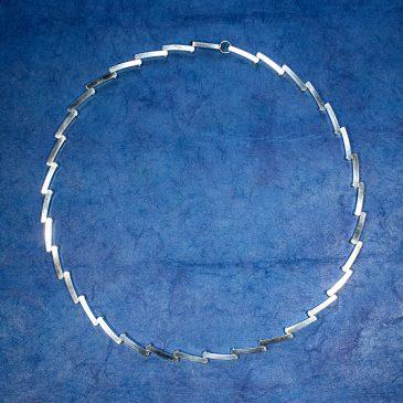 Halsband Litet Efterstygn