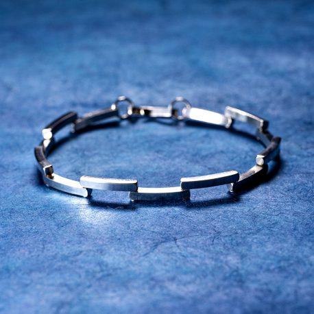 Armband Liten tumstock silver