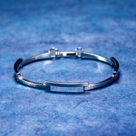 Armband Tumstock silver