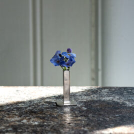 Liten silvervas 3 cm