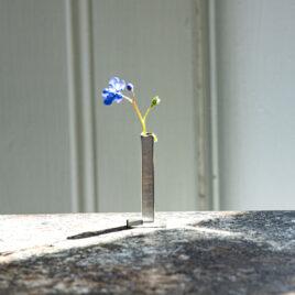 Liten silvervas 4 cm